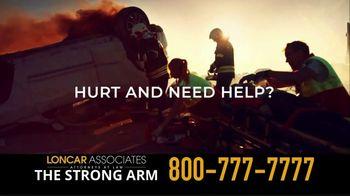 Loncar & Associates TV Spot, 'Car or Truck Wreck' - Thumbnail 8