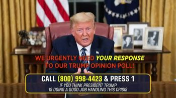 Great America PAC TV Spot, 'Trump Opinion Poll'
