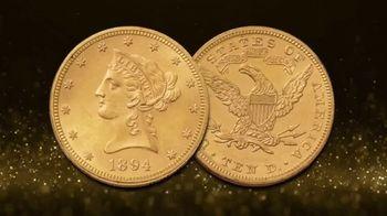 GovMint.com Gold Liberty Coin TV Spot, 'Honest Money'