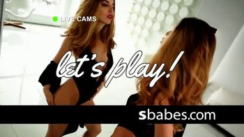 sBabes TV Spot, 'Let's Play'