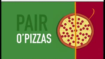 Pizza Boli's Pair O' Pizzas TV Spot, 'Good Things Come in Pairs'