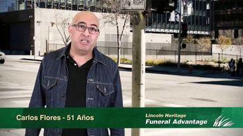Lincoln Heritage Funeral Advantage TV Spot, 'Sentimental' [Spanish]