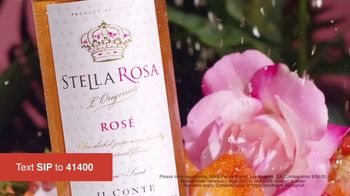 Stella Rosa Wines Rosé TV Spot, 'Real Taste Comes Naturally' Song by Solid Spark