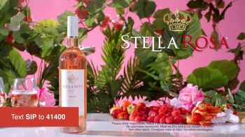 Stella Rosa Wines Rosé TV Spot, 'Real Taste Comes Naturally' Song by Solid Spark - Thumbnail 7