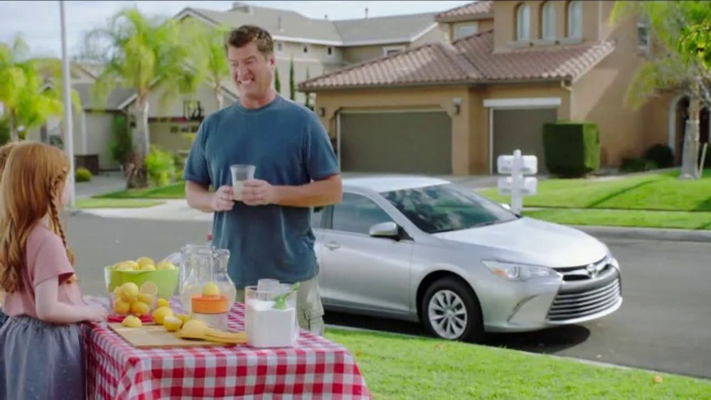 Toyota Certified Used Vehicles TV Commercial, 'Lemonade Stand' [T2]
