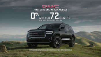 2020 GMC Acadia TV Spot, 'Weekend Starts Now' Song by Sugar Chile Robinson [T2] - Thumbnail 8