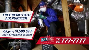 ARS Rescue Rooter TV Spot, 'Breathe Easy: $95 a Month' - Thumbnail 6