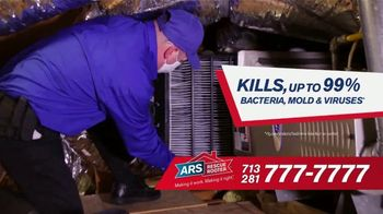 ARS Rescue Rooter TV Spot, 'Breathe Easy: $95 a Month' - Thumbnail 7