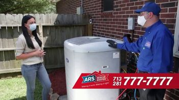 ARS Rescue Rooter TV Spot, 'Breathe Easy: $95 a Month'