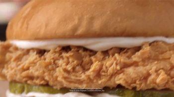 Popeyes Chicken Sandwich TV Spot, 'Inkyhooper' - Thumbnail 3