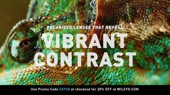 Wiley X Captivate Polarized Lenses TV Spot, 'Color Redefined'