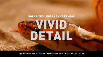 Wiley X Captivate Polarized Lenses TV Spot, 'Color Redefined' - Thumbnail 4