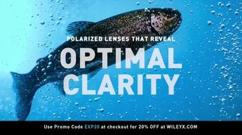 Wiley X Captivate Polarized Lenses TV Spot, 'Color Redefined' - Thumbnail 6