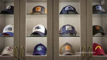 California Closets TV Spot, 'Reimagine Your Closet: 15% Off' - Thumbnail 5