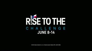 Charles Schwab TV Spot, 'Rise to the Challenge' Featuring Jon Rham - Thumbnail 9