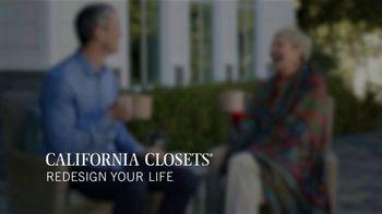 California Closets TV Spot, 'Tammie & Phil: 15% Off' - Thumbnail 8