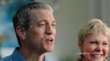 California Closets TV Spot, 'Tammie & Phil: 15% Off' - Thumbnail 2