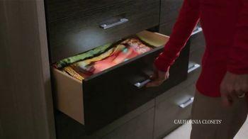 California Closets TV Spot, 'Tammie & Phil: 15% Off' - Thumbnail 4
