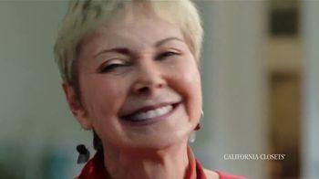 California Closets TV Spot, 'Tammie & Phil: 15% Off' - Thumbnail 7