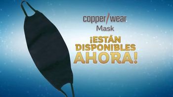 CopperWear Mask TV Spot, 'Reutilizable' [Spanish] - Thumbnail 4