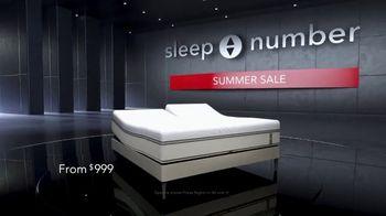 Sleep Number Summer Sale TV Spot, 'Save $1,000 and Zero Percent Interest' - Thumbnail 2