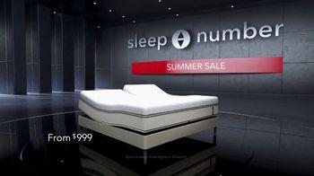 Sleep Number Summer Sale TV Spot, 'Save $1,000 and Zero Percent Interest' - Thumbnail 3