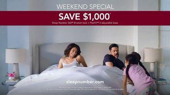 Sleep Number Summer Sale TV Spot, 'Save $1,000 and Zero Percent Interest' - Thumbnail 8