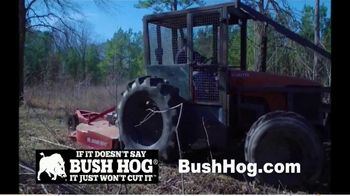 Bush Hog Rotary Cutter TV Spot, 'The Hallmarks' - Thumbnail 7