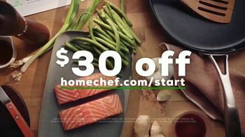Home Chef TV Spot, 'Hand in Hand: $30' - Thumbnail 9