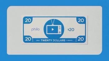 Philo TV Spot, 'More Than 50 Channels' - Thumbnail 5