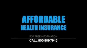 The Affordable Health Insurance Hotline TV Spot, 'Time of Crisis' - Thumbnail 8