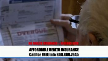 The Affordable Health Insurance Hotline TV Spot, 'Time of Crisis' - Thumbnail 5