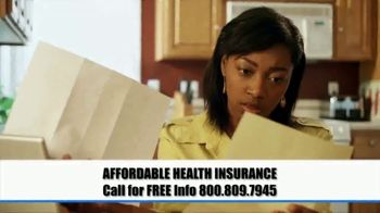 The Affordable Health Insurance Hotline TV Spot, 'Time of Crisis' - Thumbnail 6