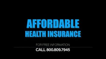 The Affordable Health Insurance Hotline TV Spot, 'Time of Crisis' - Thumbnail 7
