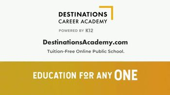 Destinations Career Academy TV Spot, 'Be Anyone: Kierra' - Thumbnail 10