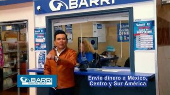 Barri Financial Group TV Spot, 'Envie dinero' [Spanish]