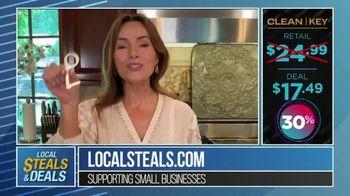 Local Steals & Deals TV Spot, 'Clean Key' Featuring Lisa Robertson - Thumbnail 10