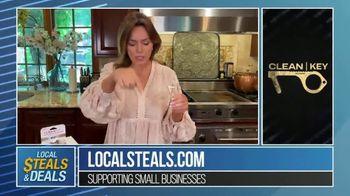 Local Steals & Deals TV Spot, 'Clean Key' Featuring Lisa Robertson - Thumbnail 3