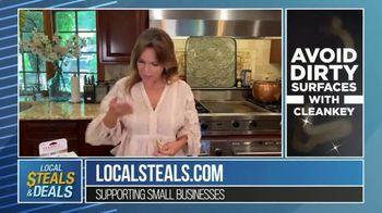 Local Steals & Deals TV Spot, 'Clean Key' Featuring Lisa Robertson - Thumbnail 4