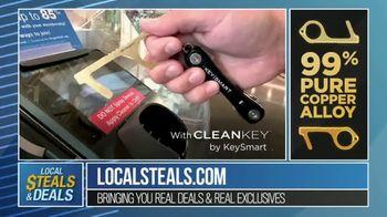 Local Steals & Deals TV Spot, 'Clean Key' Featuring Lisa Robertson