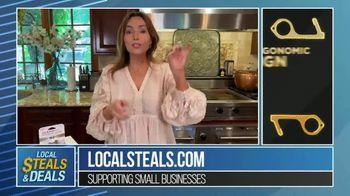 Local Steals & Deals TV Spot, 'Clean Key' Featuring Lisa Robertson - Thumbnail 7