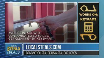 Local Steals & Deals TV Spot, 'Clean Key' Featuring Lisa Robertson - Thumbnail 8