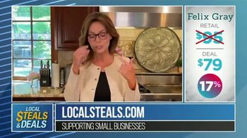 Local Steals & Deals TV Spot, 'Felix Gray' Featuring Lisa Robertson - Thumbnail 10