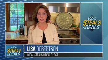Local Steals & Deals TV Spot, 'Felix Gray' Featuring Lisa Robertson - Thumbnail 2