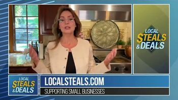 Local Steals & Deals TV Spot, 'Felix Gray' Featuring Lisa Robertson - Thumbnail 3