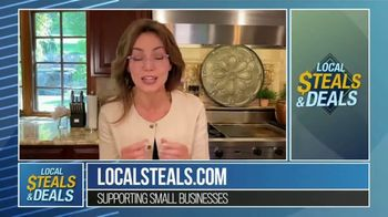 Local Steals & Deals TV Spot, 'Felix Gray' Featuring Lisa Robertson - Thumbnail 4