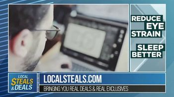 Local Steals & Deals TV Spot, 'Felix Gray' Featuring Lisa Robertson - Thumbnail 6
