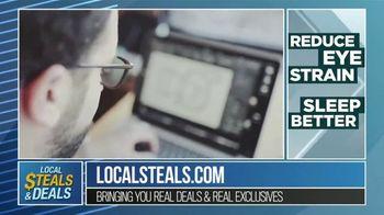 Local Steals & Deals TV Spot, 'Felix Gray' Featuring Lisa Robertson