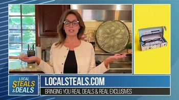 Local Steals & Deals TV Spot, 'Felix Gray' Featuring Lisa Robertson - Thumbnail 8