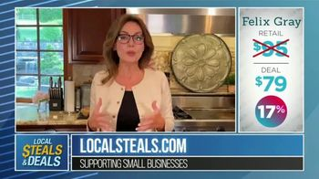 Local Steals & Deals TV Spot, 'Felix Gray' Featuring Lisa Robertson - Thumbnail 9